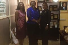 Yinka Awobo-Pearse, Ronke Soyombo, Bola Benson